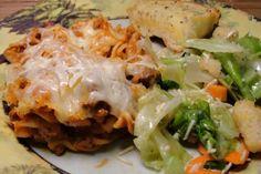 Electric Skillet Lasagna. Photo by diner524