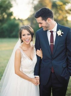 navy and burgundy wedding suit via Michelle Boyd Photography / http://www.deerpearlflowers.com/burgundy-and-navy-wedding-color-ideas/ #SeptemberWeddingIdeas