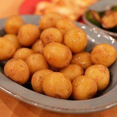 Sunny Anderson's 2 Ingredient Potatoes Recipe