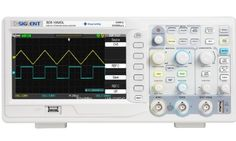 Siglent SDS1052DL Digital Storage Oscilloscope with Frequenc...