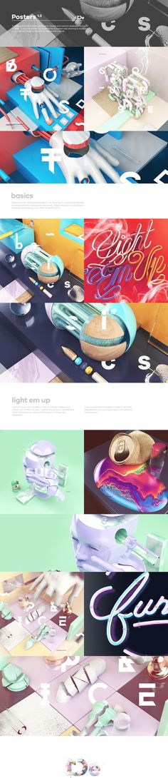 Posters 2015 1.3 on Behance