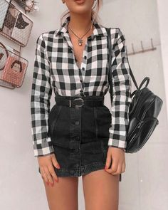 Best Outfits To Look More Stylish In 2019 - Outfits Women Teen Fashion Outfits, Casual Fall Outfits, Look Fashion, Spring Outfits, Trendy Outfits, White Outfits, Formal Outfits, Girly Outfits, Classy Outfits