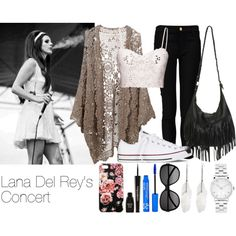 Lana Del Rey's Concert