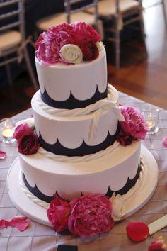 Beautiful, Chic Nautical Wedding Inspiration
