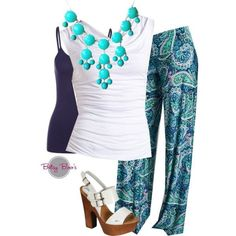 New BBB Palazzo Sets! www.BetsyBoosBoutique.com