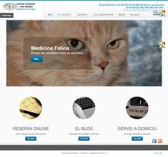 Web Hospital Veterinari - http://conecta2.cat/?p=6513