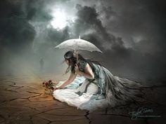 When the darkness fades away by intano.deviantart.com on @deviantART