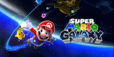 Ten years ago this day this gem was released here in the States. Happy ten year anniversary Super Mario Galaxy!