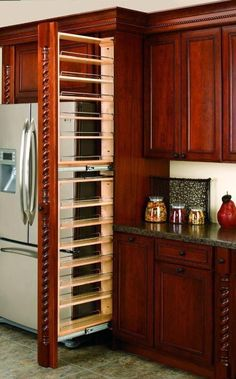 "$302.02 · Base Cabinet Filler Installation: While installing manufactured cabinets, often gaps are created that can be wasted space. Base cabinet filler organizers are designed to fit in gaps when installing manufacturer cabinets. They provide additional storage while allowing easy access to items. Features: Designed for installation in cabinet openings that are 6"" wide Easily mounts to the top and bottom of the cabinet Comes with six adjustable shelves Effortlessly glides out on 150.."