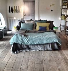 timber floor - yes please!