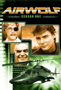 Airwolf (1984–1986)  As part of a deal for with a intelligence agency to look for his missing brother, a renegade pilot goes on missions with an advanced battle helicopter.  Creator: Donald P. Bellisario  Stars: Jan-Michael Vincent, Alex Cord and Ernest Borgnine