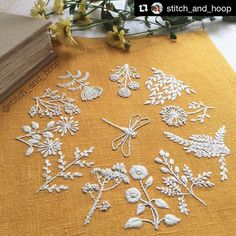 @stitch_and_hoop #embroidery #broderie #bordado #ricamo #handembroidery #needlework
