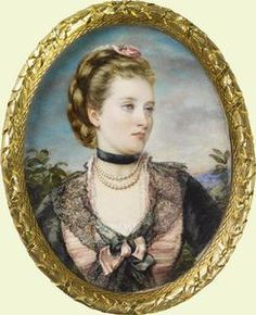 Princess Helena was the third daughter and fifth child of Queen Victoria and Prince Alber