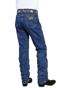 For Dad :: George Strait® Collection By Wrangler® Men's Cowboy Cut Jeans