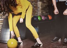 Indoor activities like bowling, iceskating, and trivia nights will help you refocus and forget that it's cold outside.