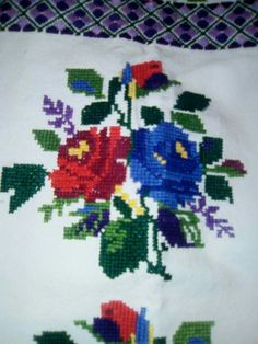 Needlework, Costumes, Embroidery, Traditional, Stitch, Flowers, Cross Stitch Embroidery, Handmade Embroidery Designs, Stitching