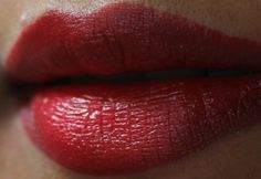 Collistar, Rossetto Design, Lipstick, red, love, pretty, luxury packaging, want, beautiful, scarlatto, lip swatch