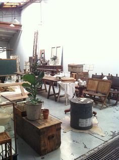 Prop/Styling Warehouse - The Props Dept. - Adelaide, South Australia
