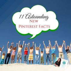 #PinterestConsultant Reveals 11 Astounding New Pinterest Facts! Go here to read 3 KEY TAKEWAY YOU NEED TO KNOW http://www.business2community.com/pinterest/pinterest-consultant-reveals-11-astounding-new-pinterest-facts-0782067   #PinterestForBusiness #PinterestTips
