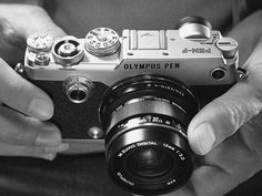 Olympus today officially unveiled the new PEN-F, a sleek and retro mirrorless camera that's designed to be an ultimate tool for street photographers. The n