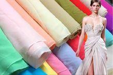 Multicolor żorżeta jedwabna jednolity kolor 100% morwy jedwabna tkanina 114 cm 8mm sukienka szalik jedwabiu tkaniny podszewka detalicznej(China) Scarf Dress, Mulberry Silk, Silk Scarves, Silk Fabric, Sewing Crafts, Arts And Crafts, Prom Dresses, Retail, Fashion