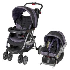 Baby Trend Encore Travel System - Athena   Perfect for a little girl :)