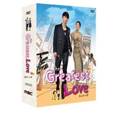 The Greatest Love Korean Drama English DVD