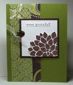 In Olive 2 by bazc - Cards and Paper Crafts at Splitcoaststampers