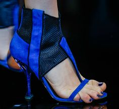 Amazing spillover toes.....Armani Spring 2014 Shoes (9)