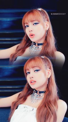 screenshot gallery of hottest popular celebrities Blackpink Lisa, Blackpink Jennie, Kpop Girl Groups, Korean Girl Groups, Kpop Girls, Girls Generation, Blackpink Members, Kim Jisoo, Blackpink And Bts