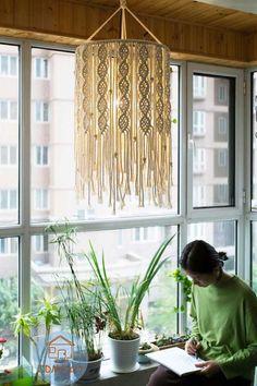 Diy Macrame Wall Hanging, Macrame Plant Hangers, Macrame Art, Macrame Projects, Macrame Knots, Micro Macrame, Diy Deco Rangement, Creation Deco, Macrame Design