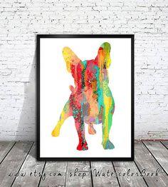 Hey, diesen tollen Etsy-Artikel fand ich bei https://www.etsy.com/de/listing/187940269/franzosische-bulldogge-2-aquarellbilder