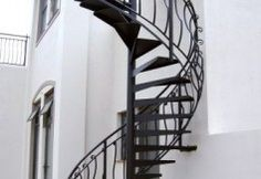 Metal Staircases Staircases, Stairs, Metal, Ideas, Home Decor, Stairway, Decoration Home, Room Decor, Ladders