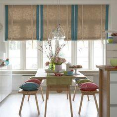 child friendly kitchen | Child-friendly fabric for the kitchen | Kitchen design ideas | Celia ...