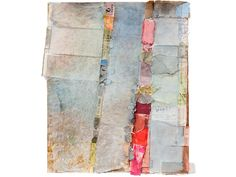 Mixed Media Works on Paper | Sigrid Burton #collage #mixed_media