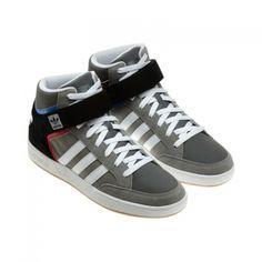 adidas Originals - Varial Mid Midcin / University Red / Bluebird (Q33252) Blue Bird, Adidas Originals, Skateboard, High Top Sneakers, Adidas Sneakers, Street Wear, University, Lovers, School