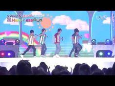 (Arashi) Happiness 15th anniv SP