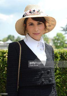 e5653287244 Caroline Sieber Photos - Stylist Caroline Sieber attends Royal Ascot 2015  at Ascot racecourse on June 2015 in Ascot