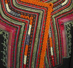 Handmade antique Bulgarian national costume from by galapagospg / etsy