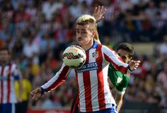 Chelsea 'pushing to complete £46.3m transfer of Atletico Madrid forward Antoine Griezmann'