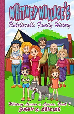 Children's Humor: Whitney Wallace's Unbelievable Family H... https://www.amazon.com/dp/B00JMPJGI6/ref=cm_sw_r_pi_dp_.aYpxbS884R8H