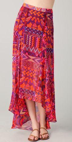 Mara Hoffman Fishtail Skirt
