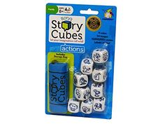 Fluency Games, Story Cubes, Storytelling, Action, Toys, Homeschooling, Studio, Group Action, Study