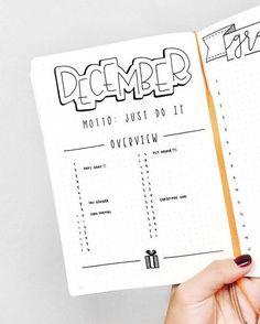 inspiring bullet journal log