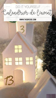 Christmas World, Diy Pins, Paper Cutting, Origami, Xmas, Christmas Parties, Miniatures, Diy Crafts, Party