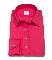 Perfectly pink fitted shirt
