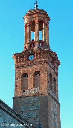 Torre nudéjar y renacentista, Ocaña