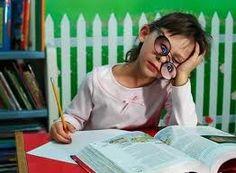 Examen tradicional: ¿midiendo el estrés? @dreig Ánimo a los estudiantes que ya queda poco para la desconexión veraniega!