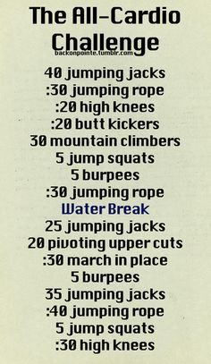 An #fitness #workouts
