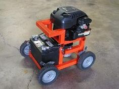 Convert Your Lawn Mower Into A Generator Do you have a old lawn you dont use that still has a…